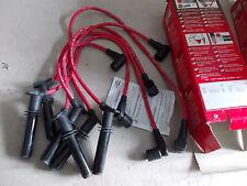 CAVI CANDELE CHAMPION OPEL OMEGA B VECTRA B 2500 V6 24V KIT PLUG CABLES