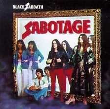 SABOTAGE [BLACK SABBATH] [075992728720] NEW CD