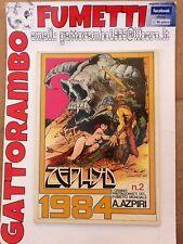 I Grandi Protagonisti Del Fumetto Mondiale N.2 Zephyd - Ottimo