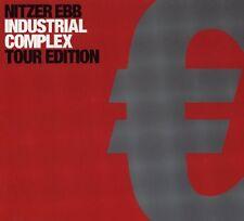 Nitzer Ebb Industrial Complex-CD-DIGIPAK - (Tour edition)