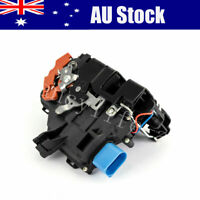 3D1837016A Front Right Door Lock Driver Side Actuator For VW Golf MK5 2003-2009