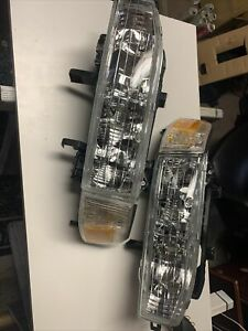 90-91 Honda Accord Eagle Eye Headlights