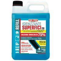 Igienizzante Superfici 2.0  al 75% - 5000ml MAFRA