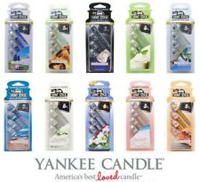 Yankee Candle Car Vent Stick Variety - USA IMPORTS 4 PACK