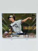 2018 Topps Update #US85 Josh Hader All-Star Game Gold /2018 Milwaukee Brewers