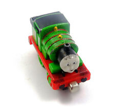 THOMAS THE TANK & Friends Take Along n Play Coal Dust Covered PERCY Diecast GUC