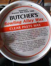 Bowling Alley Wax