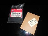 NOS Honda OEM LABEL COLOR G-152 G152 2001 TRX500 FA1 87565-HN2-000ZB