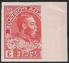 S513) Canada Probe Unvollständiges Picture Canada King George v.Incomplete