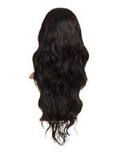 "KOKO HALF HEAD 3/4 WIG HAIR PIECE BEACH WAVE 26"" SYNTHETIC HIGH QUALITY WEAVE"
