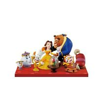 Banpresto Disney Characters WCF Story08 Beauty and the Beast set Complet