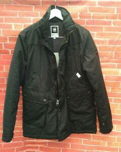 G Star Raw Jacket black Size medium
