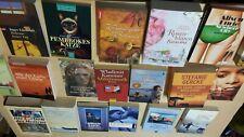 über 55 Bücher - Literatur, Romane, Unterhaltung