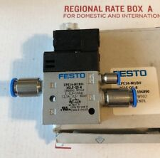New Festo CPE14-M1BH-3GLS-QS-8 196890 Pneumatic Valve ***Retail $349***