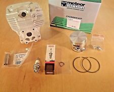 Meteor cylinder piston kit for Stihl MS441 50mm Nikasil Italy 1138 020 1201