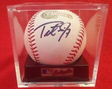Rare Trot Nixon Signed 2005 Official World Series Baseball - MLB Boston Red Sox