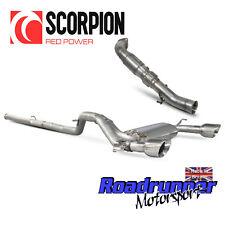 """Scorpion FOCUS RS MK3 TURBO arrière d'échappement non res rhabditiforme & CAT 3"""" polonais Daytona"""