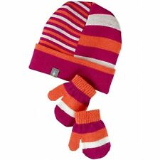 Wool Blend Striped Baby Accessories