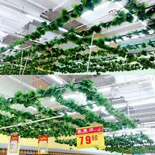 Lierre grimpant décoration du plafond feuilles de lierre Simulation beau maison