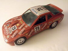 BBurago PORSCHE 924 TURBO Boss - Modellino 1:24 - BURAGO Made in Italy