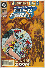Justice League Task Force   #13     FN