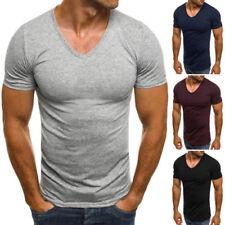 Damen-Basic Herren-T-Shirts in normaler Größe