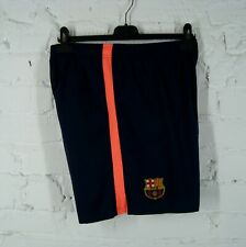 FC BARCELONA SHORTS NIKE ERA MESSI SOCCER FOOTBALL SIZE M