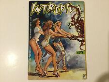 INTREPIDO No. 17 1992 (Milo Manara Cover)