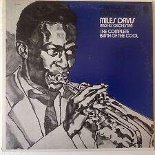 "MILES DAVIS~""The Complete Birth Of The Cool"" CAPITOL RECORDS M-11026 MONO LP"