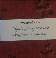 Moda Charm Pack - Hope's Journey 1830-1860~By Betsy Chutchian