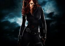 Scarlett Johansson Unsigned 8x10 Photo (30) Iron Man Black Widow