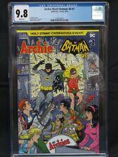 Archie Meets Batman 1966 #1 (2018) DC Crossover CGC 9.8 JD68