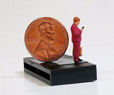 Preiser 1/87 HO German Chancellor Angela Merkel SCALE FIGURE 28212