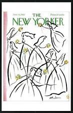 Abe Birnbaum - Copertina per The New Yorker del 1962 - cartolina moderna