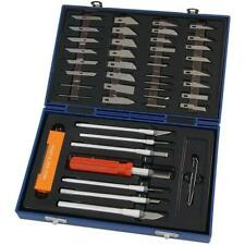 51pc Hobby, Craft Tool Kit, Airfix Scale Model Makers Tool  Knife Set