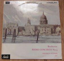 Friedrich Wuhrer - Beethoven: Piano Concerto No.3 - Fidelio ATL 4040 - UK 1963