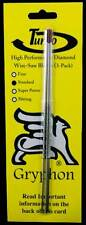 Stained Glass Supplies - Gryphon Omni 2 Turbo Blades - Standard (Set of 3)