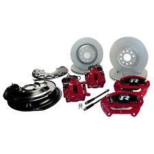 Bremsanlage VW Passat 3C B6 B7 R36 große Bremse Bremssättel Bremsscheiben