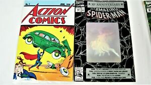 The Amazing Spider-Man 30th Anniversary-4 Book Lot