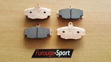 Super 5 GT Turbo - 1 kit plaquettes Avant Carbone-Lorraine 4000 RC6