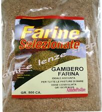 pastura da mare additivo ingrediente aroma pesca cefalo sarago orata spigola