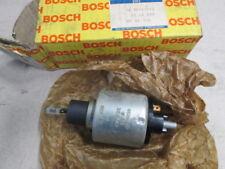 Neuer orig. OPEL Magnetschalter für BOSCH Anlasser OHC 1,6 1,8 Liter 0331303043