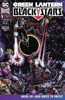 Green Lantern Blackstars #1 DC Comic 1st Print 2019 unread NM