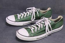 CB89 Converse All Star Classic Chucks Low-Top Sneaker Gr. 46 Canvas grün green