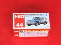 Tomica No. 44 Toyota Land Cruiser JAF Road Service Car (Box)