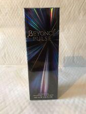 Beyonce PULSE  100ml EDP Spray - NEW & CELLOPHANE SEALED - UK SELLER