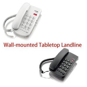 House Landline Wall-mounted Landline Telephone Household Fixed phone Room Hotel