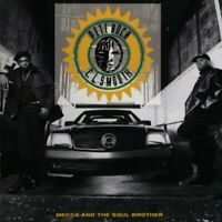 Pete Rock and CL Smooth - Mecca And The Soul Brother [CD]