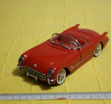Deportivo Chevrolet Corvette 1954 Franklin Mint 1:24