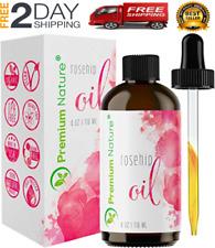 Aceite Esencial De Rosa Mosqueta Orgánico Puro Eliminación De Cicatrices Y Acné